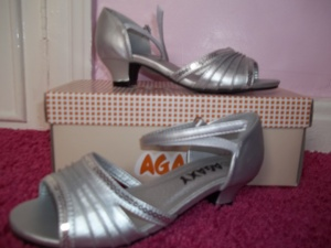 My first pair of heels