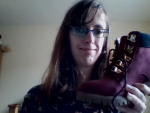 New boots!